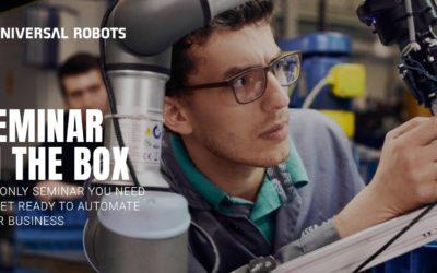 coboty universal robots